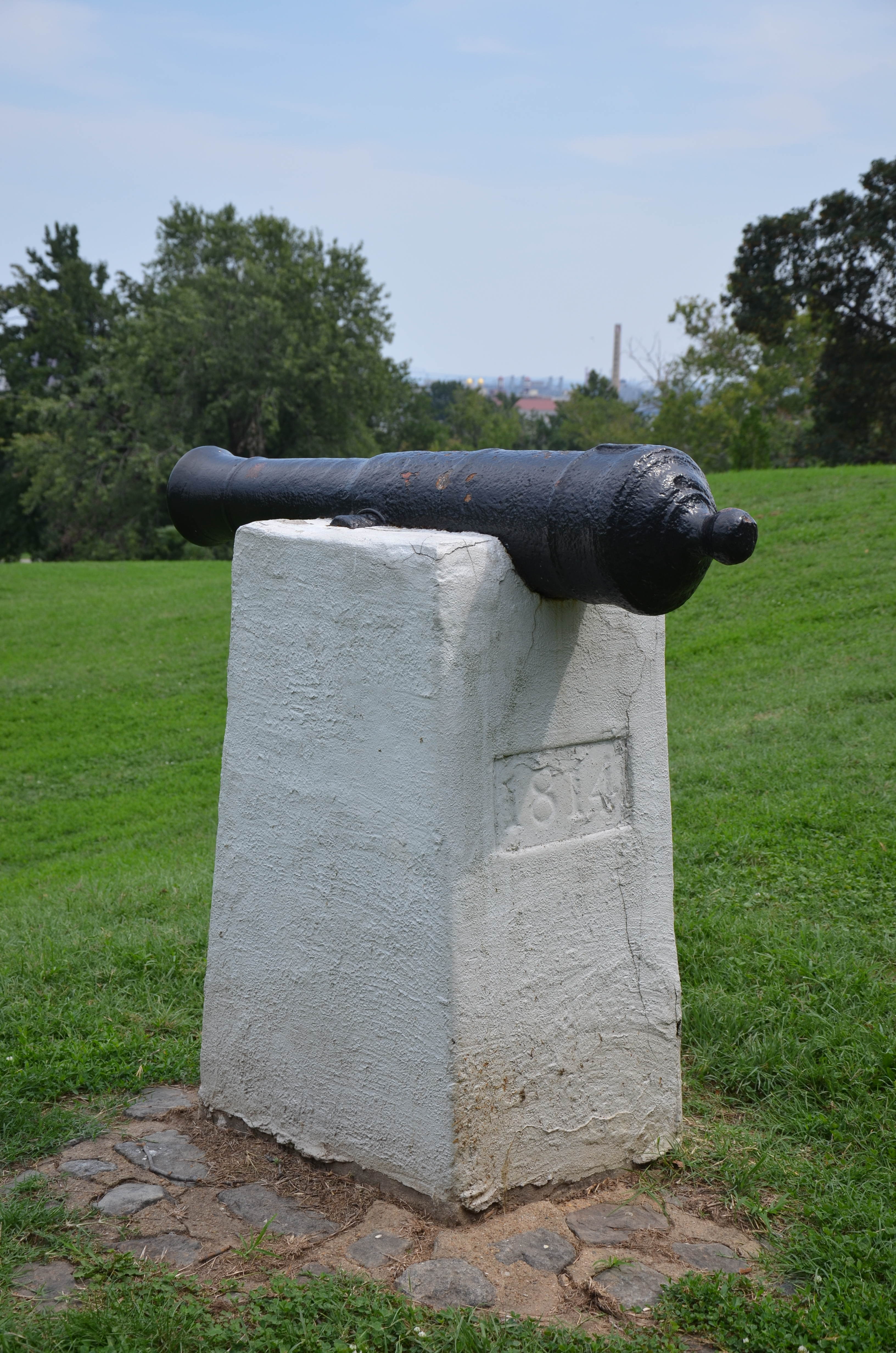Cannon From 1814